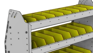 Picture for category Bin shelf units