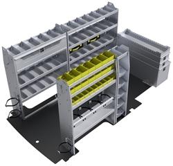 "60-FT22-H1 HVAC Package for Ford Transit 148"" Wheelbase Medium Roof"
