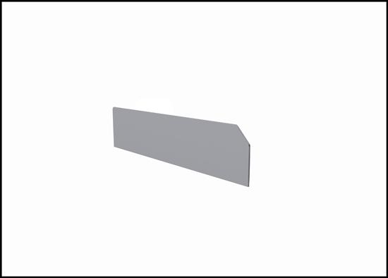 "DV-108 Shelf Divider, 18.5""Deep"