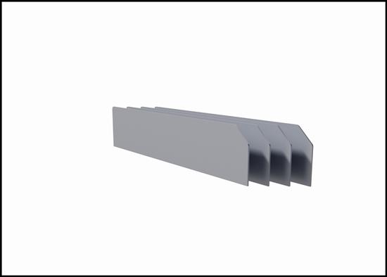 DV-443 4 drawer dividers