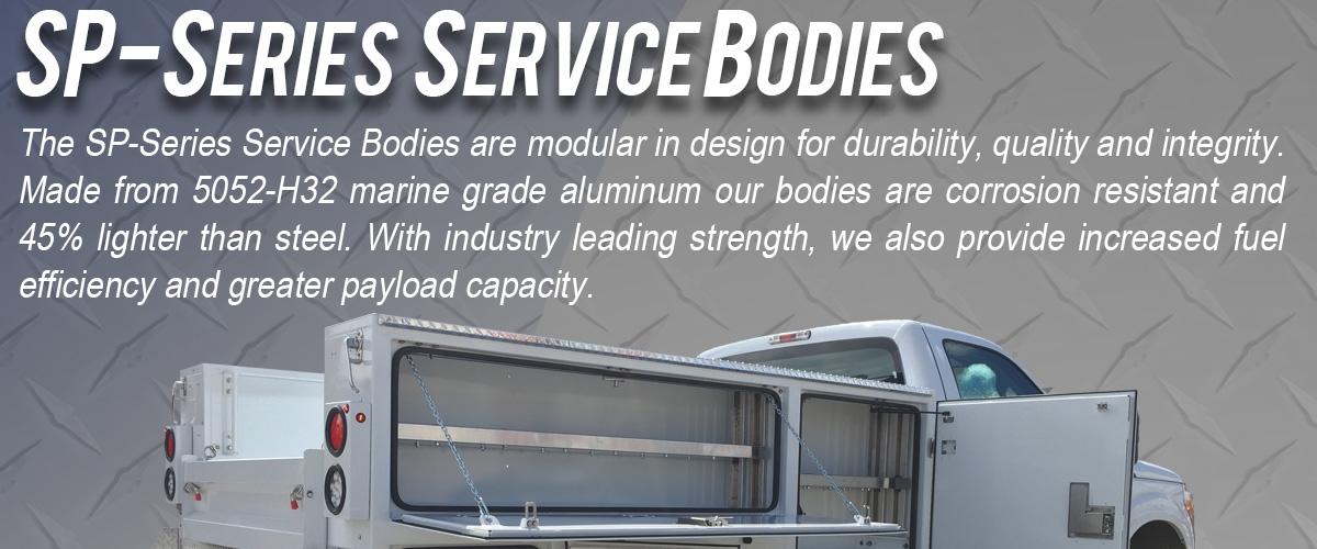Service Body, Appeler nous  1-888-GWA-KITS